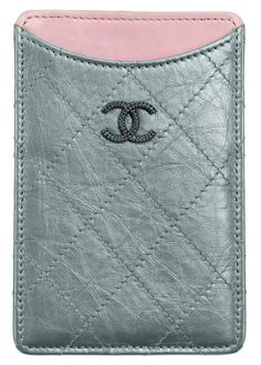 a chanel iphone case? yes please!
