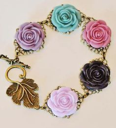 Just Rosy Bracelet from Rowdy Maui