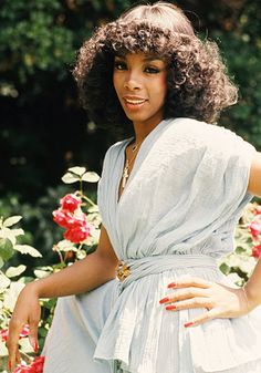 Remembering #DonnaSummer: In 1980 Summer released The Wanderer, a gold-selling album which combined her disco sounds with new wave elements. She marked her new musical direction by replacing her signature sequins with breezy dresses and layered jewelry. http://news.instyle.com/photo-gallery/?postgallery=112660#