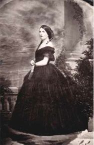 """Harriet Lane ~ Harriet Lane was not the """"wife"""" of a President. She did fulfill the position of First Lady of the White House during the term of her uncle James Buchanan."""