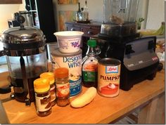 #Pumpkin Spice Latte #Smoothie