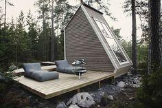finland micro cabin