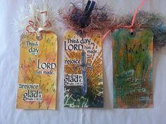 Bible Verse Tag clas