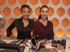 Calling all good girls! Style guru Jeannie Mai shows how to unleash your wild side with edgy makeup. Take a look!