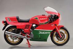 Ducati MHR
