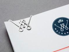 iv graphic design, logo, scandinavian design, ident, rood vastveit, brand, paper clip, tine melkerampa, torjan rood