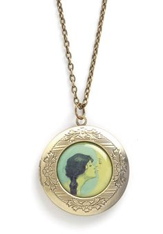 Swoon for the Moon Necklace