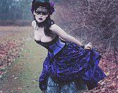 Beautiful masquerade dress
