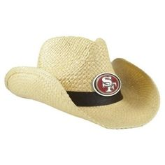 San Francisco 49ers NFL Cowboy Hat