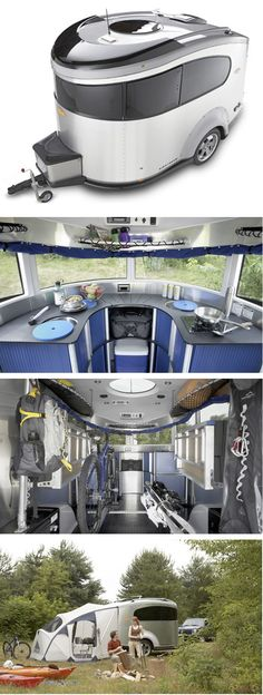 Airstream Basecamp.