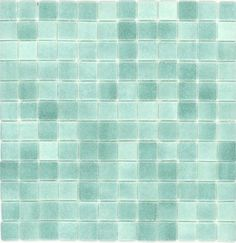 Elida Ceramica Recycled Mosaic Artic Green Glass Wall Tile - modern - bathroom tile - by Lowe's