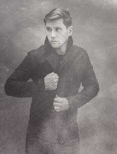 Allen Leech- I love me a handsome Irish man!