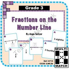 Win my most popular game card set!! Enter for your chance to win 1 of 10.  Multi-Match Game Cards 3F: Fractions on the Number Line (10 pages) from K-8 MathPaths on TeachersNotebook.com (Ends on on 10-31-2014)  These popular cards are great for group work or remediation. Follow my shop to be notified of future freebies and other promotions!