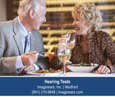 http://imaginears.com – Is it getting harder to hear the people you are dining with at a busy restaurant? Don't miss out on the conversation. Get your hearing tested by the professionals at Imaginears, Inc..