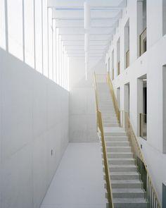 Federal Criminal Court / Durisch + Nolli Architetti + Bearth & Deplazes Architekten