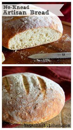 Easy Bread