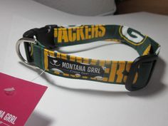 Packers Dog Collar