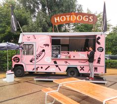 Hotdog foodtruck