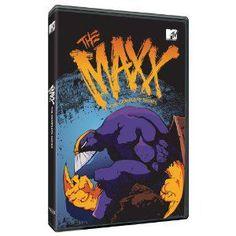 The Maxx... animated, great stuff.