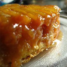 Loquat Heaven Cake - looks scrumptious, but the recipe's metric.