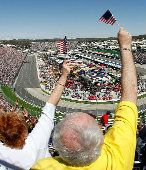 I have to go to a Nascar Race one day!