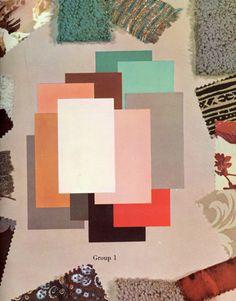 popular colors 1958
