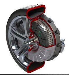 In-Wheel Electric Drive