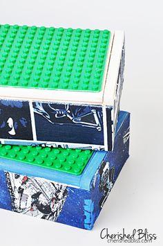 Travel Lego Box