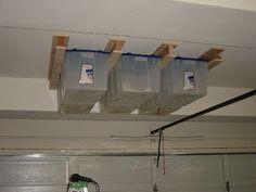 Great garage idea