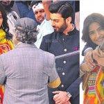 Spotted: Sonam Kapoor, Fawad Khan shooting 'Khoobsurat' in Jaipur