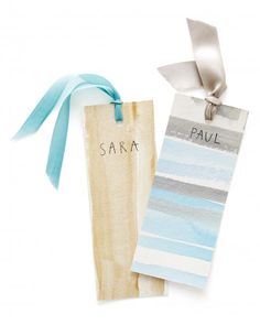 passover place card/bookmark