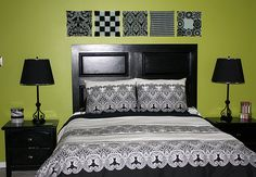 diy headboard ideas | Unique DIY headboard ideas (With photos!) - Columbus Interior ...