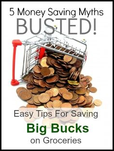 Easy Tips For Saving Big Bucks on Groceries