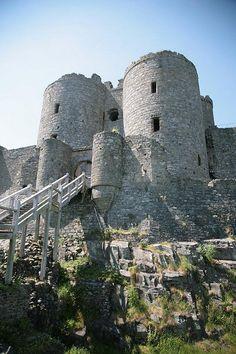 Harlech Castle, Gwynedd, Cymru