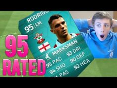 FIFA 14 - 95 RATED PRO PLAYER CARD!!