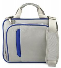 VG Casual Collection Messenger Carrying Bag w/ Shoulder Strap for Samsung Galaxy Tab 3 10.1