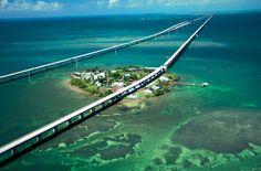 7 Mile Bridge - Florida Keys