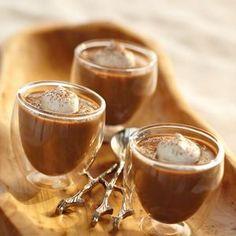 eagl, chocolate drinks, dessert recipes, cocoa, vanilla extract, mocha cinnamon, cinnamon custard, drink mixes, condensed milk