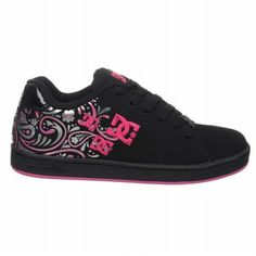 DC Shoes Women's Pixie Paisley Shoe