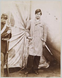 Lewis Powell, Lincoln Assassination Conspirator.