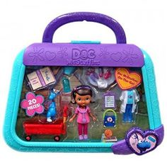Doc McStuffins On-The-Go So Much Better Stuffy from Just Play