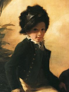 Portrait by Sir Henry Raeburn (1756-1823)
