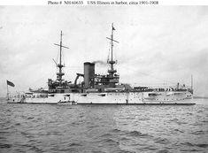 USS Illinois BB-7