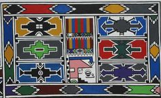 ndebel tribe, ndebel style, patterns, ndebel art, multicultur art, ndebele pattern, south african, african art, african design