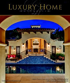 Luxury Home Magazine Front Covers Real Estate On Pinterest