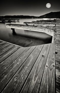 """""""Moon Deck"""" by Chase Morgan, via 500px."""