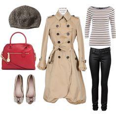 Feminine Winter Essentials