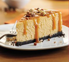 Pumpkin Cheesecake #recipe #FoodNetwork #Kohls