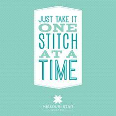 thought, stitch