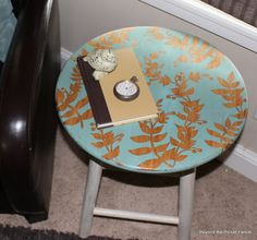 A Side Table at Beyond The Picket Fence